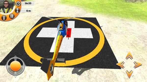 空中特技飞机跳伞游戏图3
