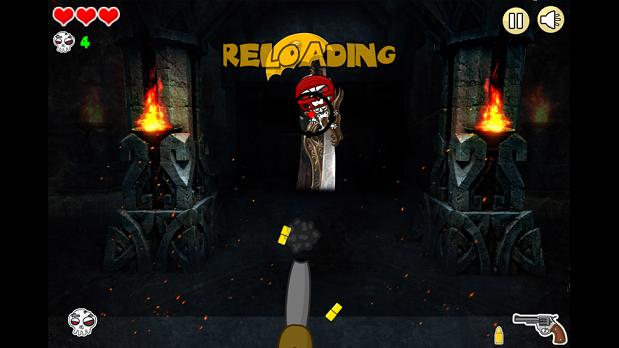 古堡危机游戏图3