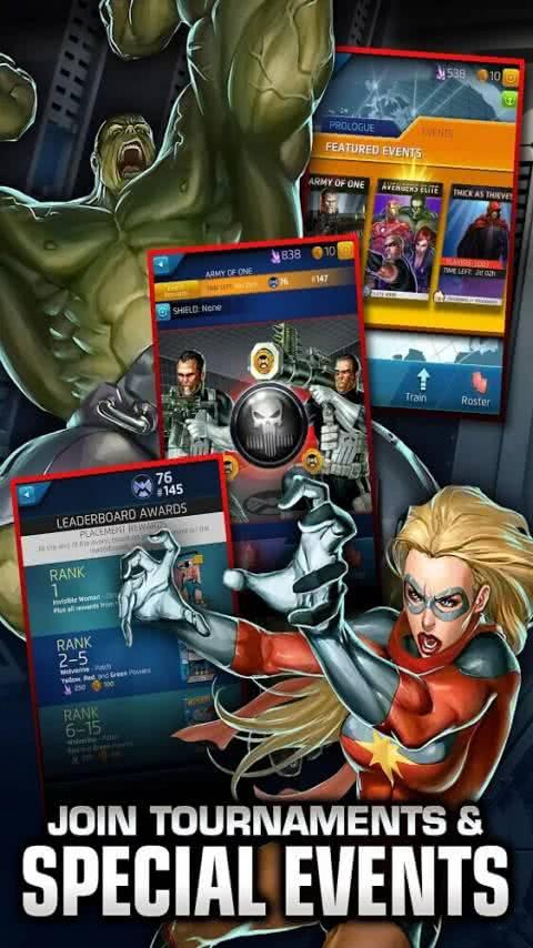 复仇者联盟4免费版图2