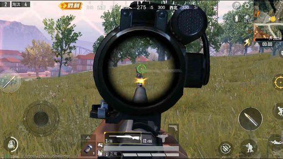 和平精英射击特效有几种 不同射击特效的区别和应用[多图]图片5