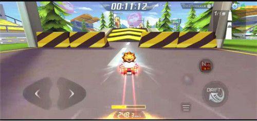 跑跑卡丁车手游L1驾照考试怎么过 L1驾照难点过关解析[多图]图片2
