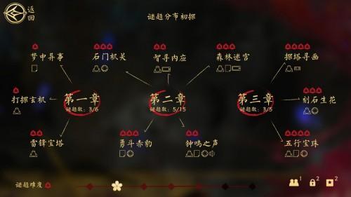 彼岸新语聊斋残卷官方版图2