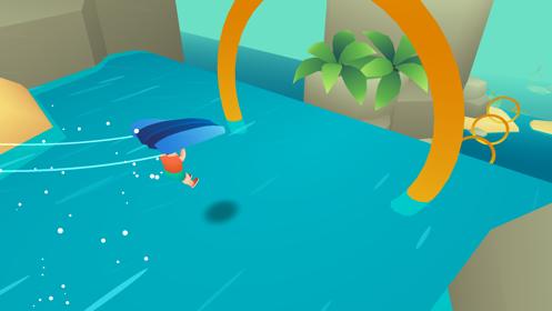Island Glider游戏安卓版(岛式滑翔机)图片1