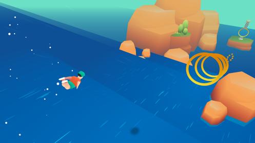 Island Glider游戏图2