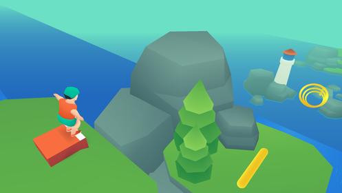 Island Glider游戏图3